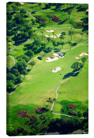 Lienzo  Campo de golf - Ron Dahlquist