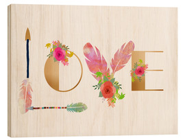 Madera  Love Collage - GreenNest
