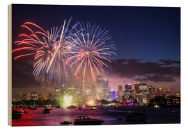 Madera  New Year's Eve in Sydney - Matteo Colombo
