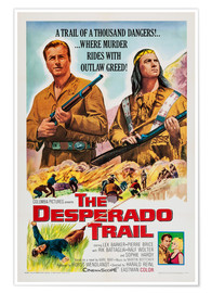 Póster The Desperado Trail
