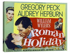 Lienzo  Roman Holiday