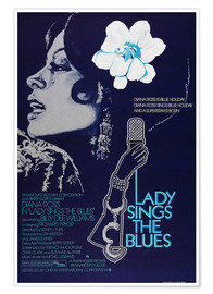 Póster Lady Sings the Blues
