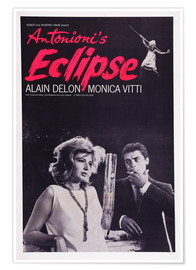 Póster  ECLIPSE (L'ECLISSE)