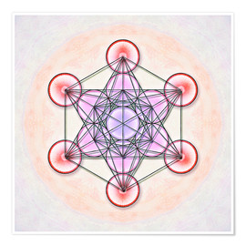 Póster Metatron's Cube - I Artwork
