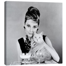 Lienzo  BREAKFAST AT TIFFANY'S