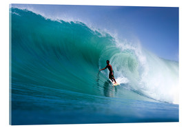 Metacrilato  Surfing the dream wave - Paul Kennedy