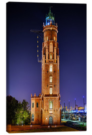 Lienzo  Simon Loschen lighthouse - Tanja Arnold Photography