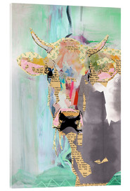 Metacrilato  Cow Collage - GreenNest