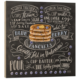 Madera  Blueberry pancakes recipe - Lily & Val