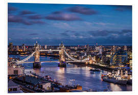 Sören Bartosch - Tower Bridge London Thames