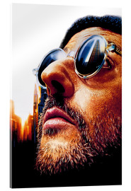 Cuadro de metacrilato  Jean Reno en Leon - Celebrity Collection