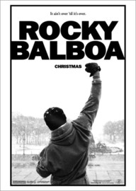 Cuadro de aluminio  Rocky Balboa - Entertainment Collection