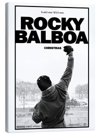 Lienzo  Rocky Balboa - Entertainment Collection