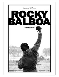 Póster  Rocky Balboa - Entertainment Collection