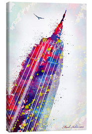 Lienzo  Empire State Building - Mark Ashkenazi