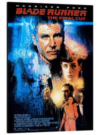 Cuadro de aluminio  Blade Runner - Entertainment Collection