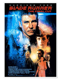 Póster  Blade Runner - Entertainment Collection