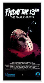 Póster Friday the 13th: The Final Chapter