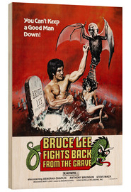 Madera  Bruce Lee fights back from the grave