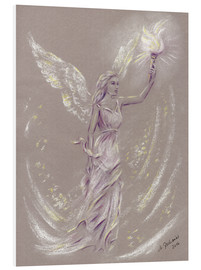 Forex  Angel of Hope - Angel Art - Marita Zacharias