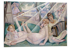 Gerda Wegener - A summer day