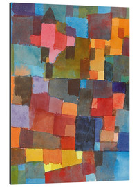 Aluminio-Dibond  space Architecture - Paul Klee