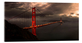 Metacrilato  Golden Gate mystical brown - Michael Rucker