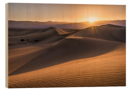 Madera  Sunset at the Dunes in Death Valley - Andreas Wonisch
