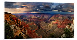 Cuadro de metacrilato  Grand Canyon View - Michael Rucker