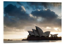 Metacrilato  Famous Sydney Opera House at sunrise, Australia - Matteo Colombo
