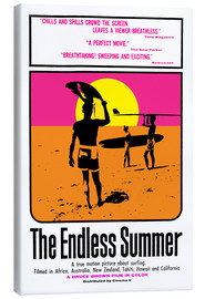 Lienzo  The Endless Summer - Entertainment Collection