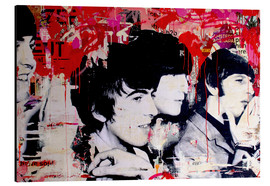 Aluminio-Dibond  The Beatles - Michiel Folkers
