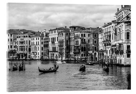 Metacrilato  Venice black and white - Filtergrafia