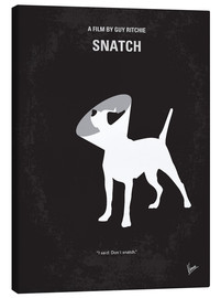 Lienzo  No079 My Snatch minimal movie poster - chungkong
