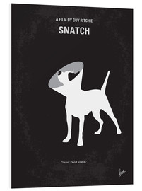 chungkong - No079 My Snatch minimal movie poster