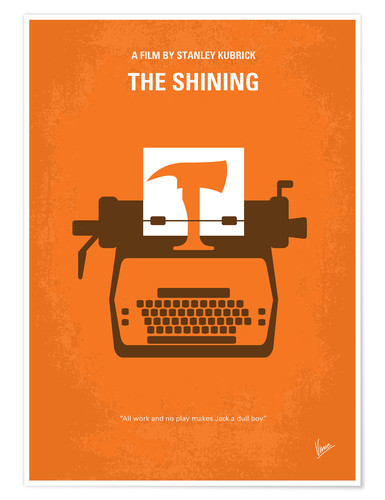 Póster The Shining