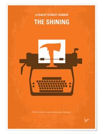Póster  The Shining - chungkong