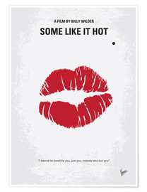 Póster SOME LIKE IT HOT