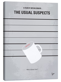 Lienzo  The usual suspects - chungkong