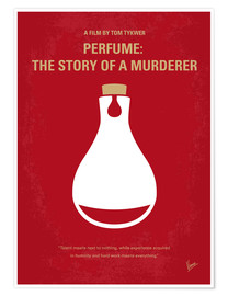 Póster Perfume: The Story Of A Murderer