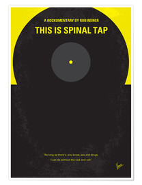 Póster This Is Spinal Tap