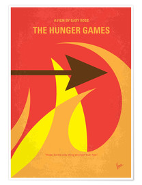 Póster The Hunger Games