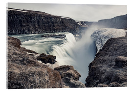Metacrilato  Gulfoss - Images Beyond Words