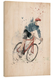 Madera  I want to ride my bicycle - Balazs Solti