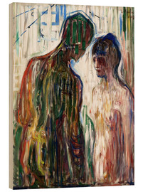 Edvard Munch - Cupid and Psyche