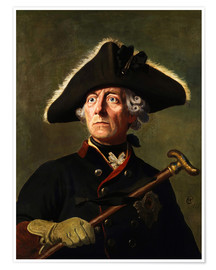 Wilhelm Camphausen - Frederick the Great