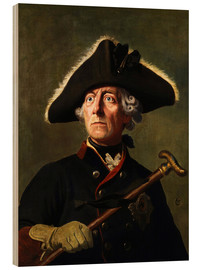 Madera  Frederick the Great - Wilhelm Camphausen