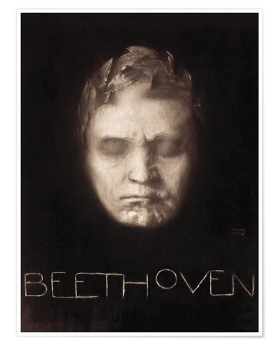 Póster Beethoven