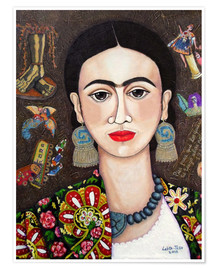 Madalena Lobao-Tello - Frida thoughts