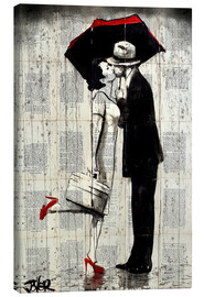 Lienzo  ever after - Loui Jover